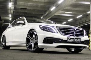Carlsson Presents 780-hp Mercedes S-Class