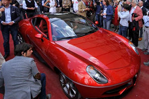 Alfa Disco Volante to Have Limited Production