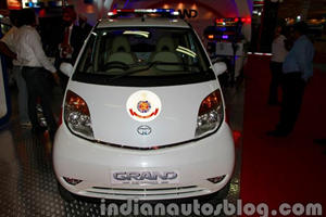 Seriously? This is India's New Cop Cruiser?