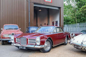 Ringo Starr Selling Facel Vega, Still Holding on To Yellow Submarine