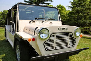 The Moke is Back, At Least for Australia