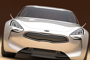 Kia GT Coupe Gets The Green Light