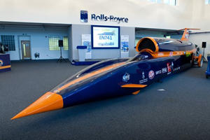 What Makes The World's Fastest Car Go?