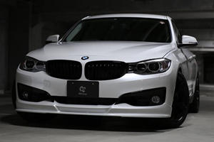 3D Design's BMW 3 Series GT Ahead of Tokyo