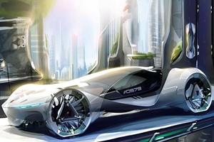 LA Auto Show Design Challenge Entries Unveiled