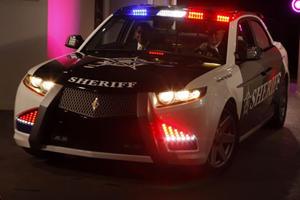 Patrol Your Garage with Carbon Motors E7