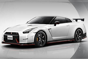 Nissan Reveals 591hp GT-R Nismo