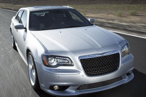 eBay + WCC Giving Chrysler 300 SRT8s to Veterans