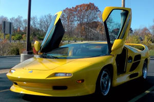 Vector M12 was One of the Coolest 90s Supercars