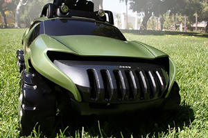 Jeep Survivor: Cross Between Off-Road And A Lawnmower