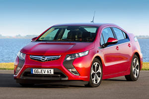Opel Ampera Details Revealed