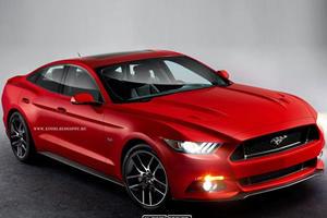 Ford Mustang Four-Door Never Gonna Happen
