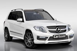 Carlsson Reinterprets the Mercedes GLK