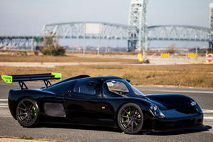 Heffner-Tuned 850HP Ultima GTR was Born to be Hooned
