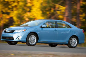Toyota is Trying (Again) to Make the Camry Cool
