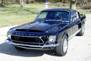 Top Ten Shelby Cars of All-Time