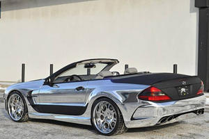 Kleeman Mercedes SL55 AMG Is One Crazy Cabrio