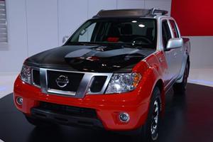 Nissan Reveals Frontier Diesel Runner Concept