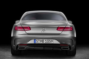 Mercedes CLC 'Gran Coupe' and C Class Coupe