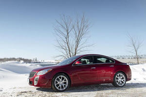 Regal's AWD Isn't Just Snowbound Hysteria