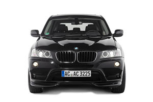 Video: AC Schnitzer Gives 2011 BMW X3 a Tuning