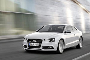 Official Report: 2012 Audi A5/S5 Looking Fresh
