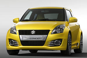 Suzuki Getting Ready To Launch 2012 Swift Sport