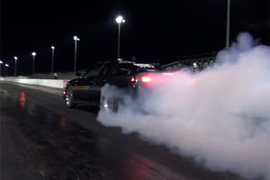 Nissan 240SX Hits 8-Second Quarter-Mile
