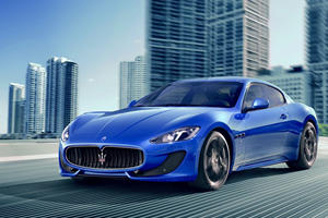 Is this the Next Maserati GranTurismo?