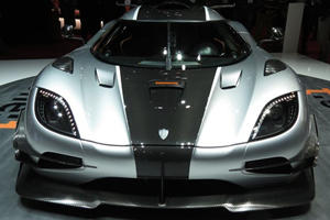 Top 5 Cars of Geneva 2014