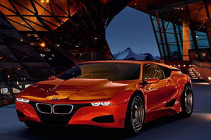 BMW Announces New Concepts Coming to Villa d'Este