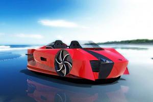 2015 Mercier-Jones Supercraft is the Veyron of Hovercrafts