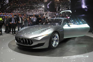 Close-Up Look at the Maserati Alfieri's Masterminds