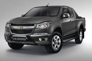 Chevrolet Colorado Sport Unveiled in Bangkok
