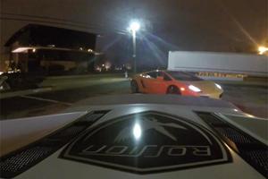 Rossion Q1R Supercar Street-fights Lamborghini Gallardo