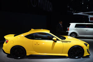 Scion FR-S Release Series 1.0; Still Isn't the FR-S You Want