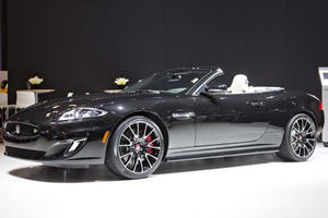 Jaguar XKR Final Fifty Edition Marks End of the XK