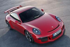 Porsche 911 GT3 Named 2014 World Performance Car