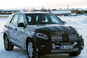 Is This the 2015 Mercedes M Class?