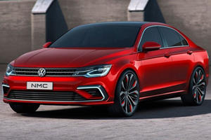 Aiming High: VW's NMC Will Take on the Mercedes CLA