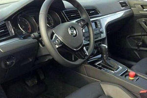 Volkswagen NMC Already Spied in Production Form