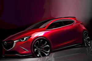 2015 Mazda2 Variant to Battle Mini Cooper