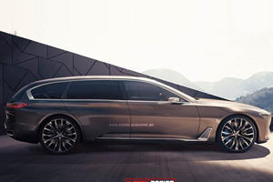 The Mother of All Wagons: Vision Future Luxury Touring