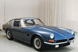 Rare 1968 AC Frua Coupe Priced at $269,500 is a True Hybrid