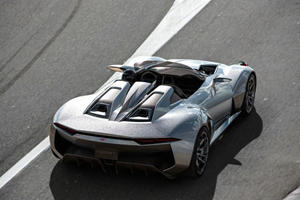 "First Rezvani ""Beast"" Supercar Enters Production"