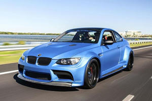 Vorsteiner Shows Previous BMW M3 Some Love