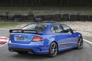 Ford Australia to Build Monstrous Farewell FPV GT F 351