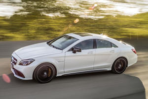 Mercedes Unveils Facelifted CLS (and CLS Shooting Brake for Europe)