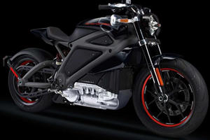 Harley-Davidson Unveils First Electric Motorcycle
