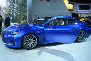 Lexus to Offer Dual-Clutch in the RC F and Next IS F?